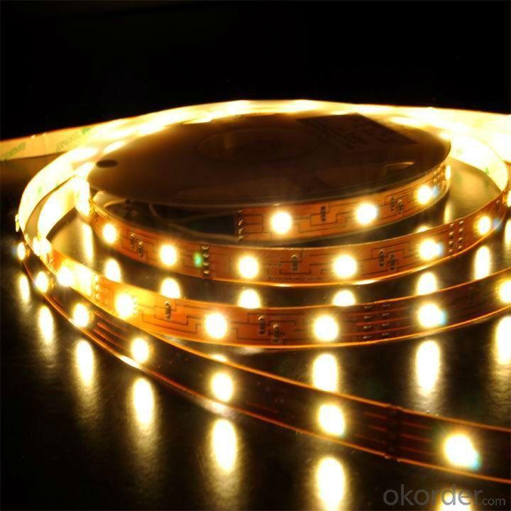 7.2W Dc12V Smd5050 Led Strip Light/Flexible Led Light Strips