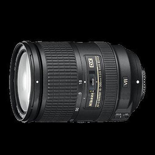 Nikon Lens Af-S Dx Nikkor 18-300mm F/3.5-5.6G Ed Vr