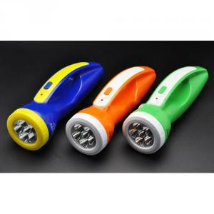 Torch Led Rechargeable Flashlight For Camping