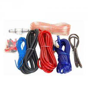2013 Hot 8 Guage Car Amplifier Wiring Kit