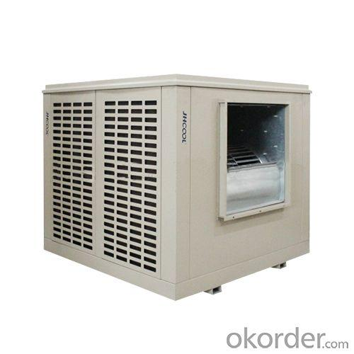50000 Cmh Airflow Industrial Evaporative Air Cooler Better Than Air Conditioner