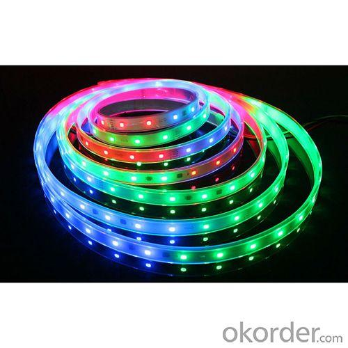 Dmx Rgb Led Rope Lighting Ws 2801 Addressable Led Strip Lights Outdoor