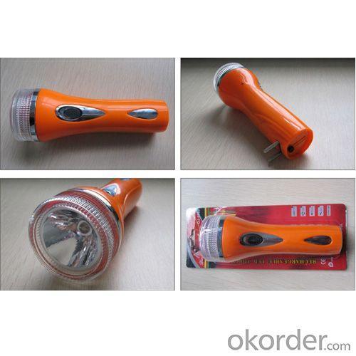 Plastic Led Flash Light XSPL0228