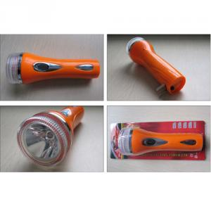 Plastic Led Flash Light XSPL0228