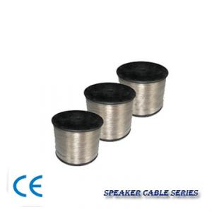 Gloden/Silver Transparent Loudspeaker Cable