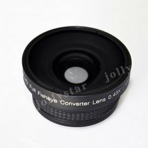 37mm 0.43X Zoom Lens Fisheye Lens For Camera 2014 Hot Sale!