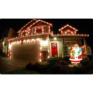 2014 Hot Sale New Wholesale Outdoor Falling Star Led Christmas Lights