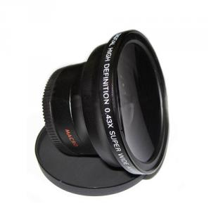 For Canon Lens With 58mm 0.45X Uv62mm Wide Angle Lens For Canon
