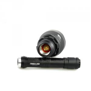 Maxtoch 1300 Lumen Long Range XM-L2 U2 Super Bright LED Police Flashlight