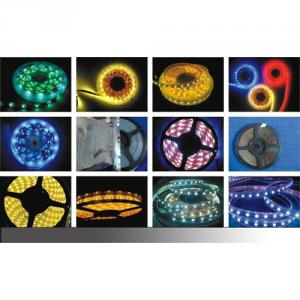 5050Smd Ip65 Led Flexible Strip Light,60Leds/M 12V 120 Degree,Waterproof,Decorative Rgb ,4 In 1