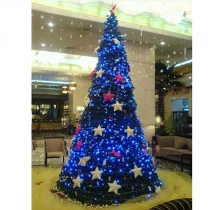 2014 Best Colorful Cross Led Christmas String Light 10M