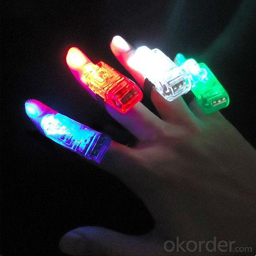 2014 Flashing Finger Light