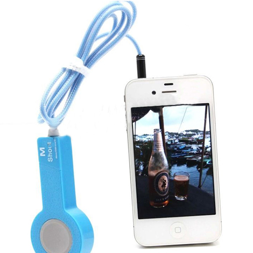 Camera Remote Release Shutter Control Cable For Iphone 5 Iphone 4 &Amp; 4S