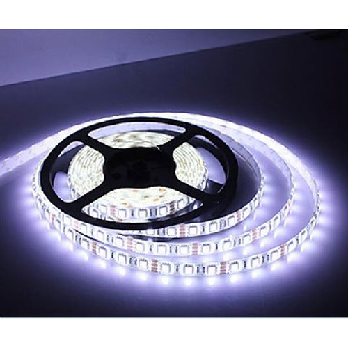 Flexible Battery Powered Led Strip Light 3528 5050 Ip68 5M/Roll 12V/24V Warm White Yellow Blue
