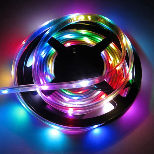 New Type!Ws2811 Ic Built-In Rgb Led,Individually Addressable Led Strip - Magic Led Strip