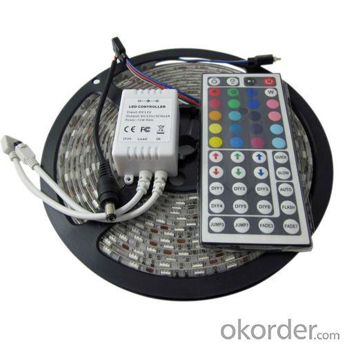 Smd 5050 Water-Resistant 300Leds Rgb Flexible Led Strip Light