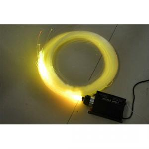 Warranty 2 Years Led 16W Rgb Multi-Colored Diy 2M 0.75Mm Ceiling Kit Light Engine Led Fiber Optic