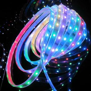 Rgb Led Strip Magic Digital Dream Color Rgb Led Strip 5050 Smd 60 Leds/M