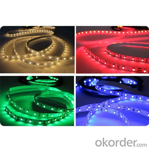 Black Pcb Flexible Led Strip 3528