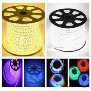 Led 110V 220V Smd5050 Waterproof Strip Light Led Flexible Led Strip Led