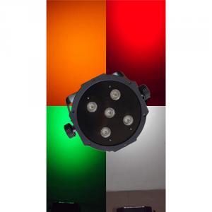 Wireless Remote Control 5X15W Rgbwa Stage Lights Led