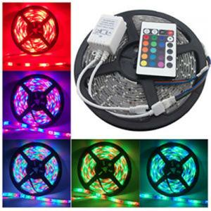 Smd3528 12V 24W Led Strip, Waterproof Rgb Flexible Led Strip 3528