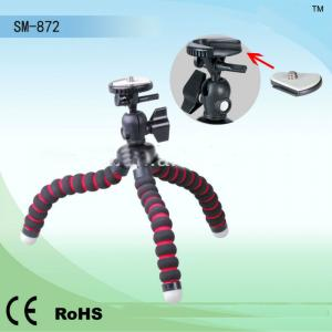 Sponge Tripod Camera Tripods Flexible Tripod(Sm-872)