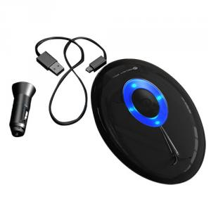 The Most Fashionable 0.3W Car Air Purifier With Black Color With CE FCC