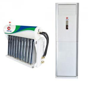 Floor Standing Type Hybrid Solar Split Air Conditioner