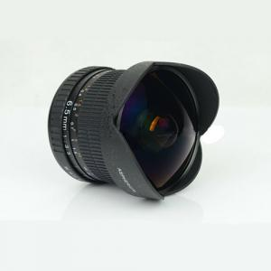 Camera Lenses With 6.5mm F/3.5-22 Fisheye Lens For Canon 40
