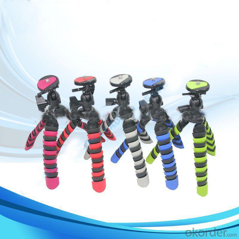 Lw-Tt28 Leadwin Flat Fashion Flexible Tripod