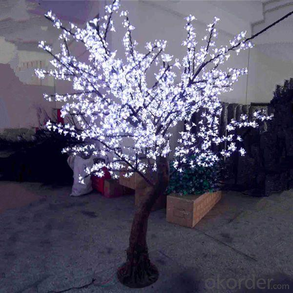 2014 Outdoor Led Tree Light With Simulation Trunk