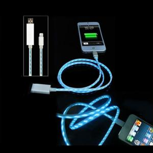 Multi-Purpose Usb Cable With Light