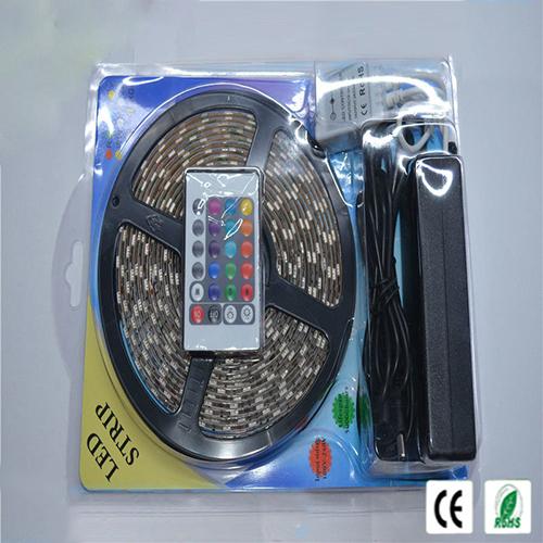 Led Strip Kit 5050Rgb 300Leds