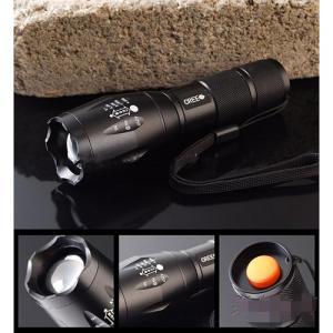 Ultrafire Cree Xm-l T6 Led Flashlight