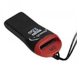FD2-MSD-1 USB 2.0 MicroSD card reader