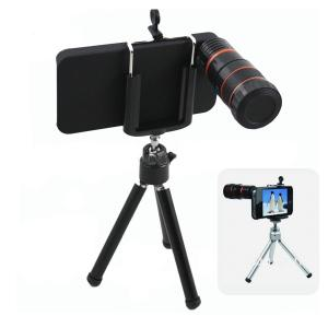Optical Zoom Telescope Camera Lens With Tripod For Iphone 5S 5G 4S 4G