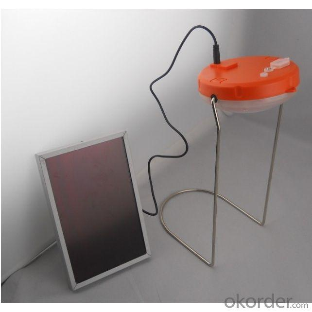 New Hot Sale Portable Solar Lantern Solar Reading Light Solar Desk Light (VERSION B)