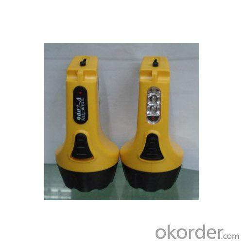 Three Different Size Good Quality Rechargeable Led Flash Light