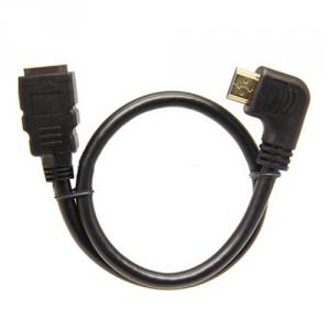Right Angle HDMI Cable Ethernet Capable