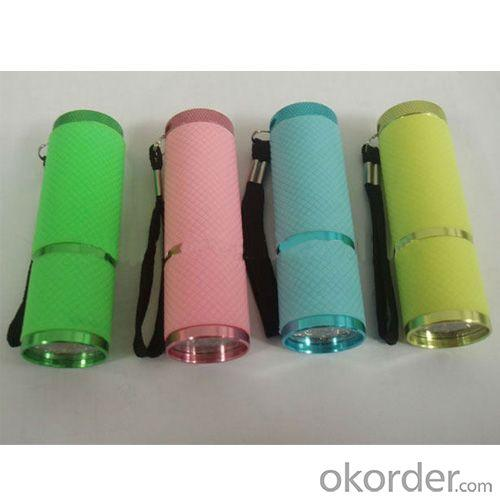 Mini Led Flashlight With High Power