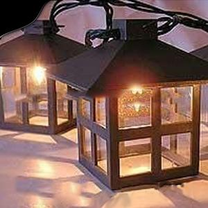 Outdoor Decorating Lights / Led Decorative Serial Lights / Led Light For Stage Decor