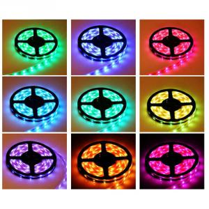 Low Voltage 3 Years Warranty White Rohs Ce 300 Leds 3528 Smd 12 Volt Led Light Strips/ Waterproof Led Light Strip 5M