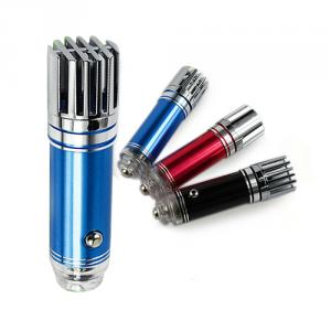 2014 Mini 12V Freshener Ionizer Oxygen Bar Car Air Purifier JO-6271