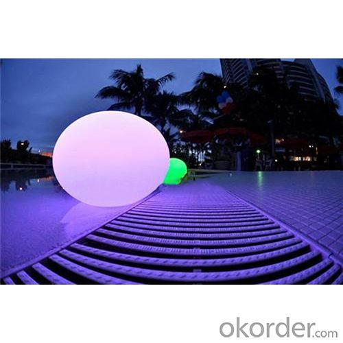 Led Flat Ball, Rgb Led Ball ,Led Furniture