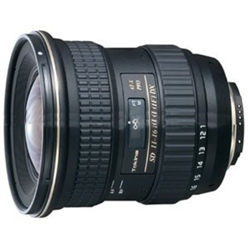 Tokina At-X 116 Pro Dx Af 11-16mm F 2.8 Lenses