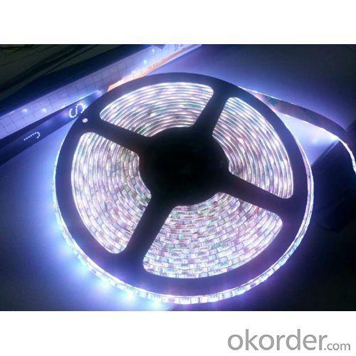Flexible Battery Powered Led Strip Light 3528 5050 Ip68 5M/Roll 12V/24V Warm White Yellow Blue