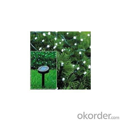 Tree Solar Christmas Lights With Solar Panel,Solar Decoration String Light,Garden Decoration Light