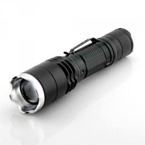 Ultra Bright Rechargeable Aluminium Led Flashlight