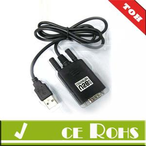 Dual Chipset Pl2302+304 Usb To Rs232 Cable